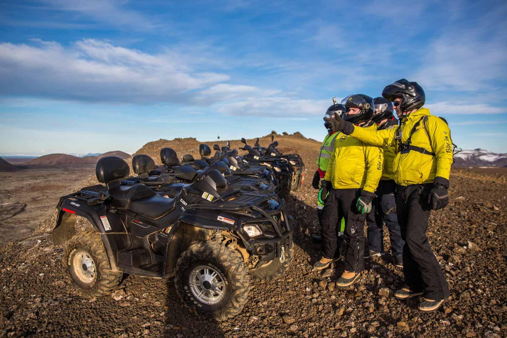 ATV Quad Tour Iceland
