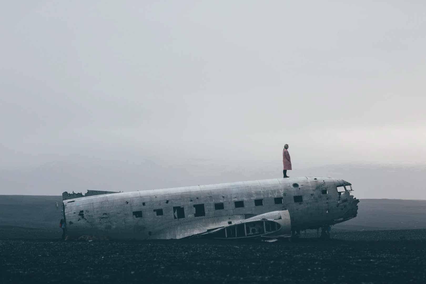 Dakota Plane Wreck South Coast And Jokulsarlon Glacier Lagoon Tour
