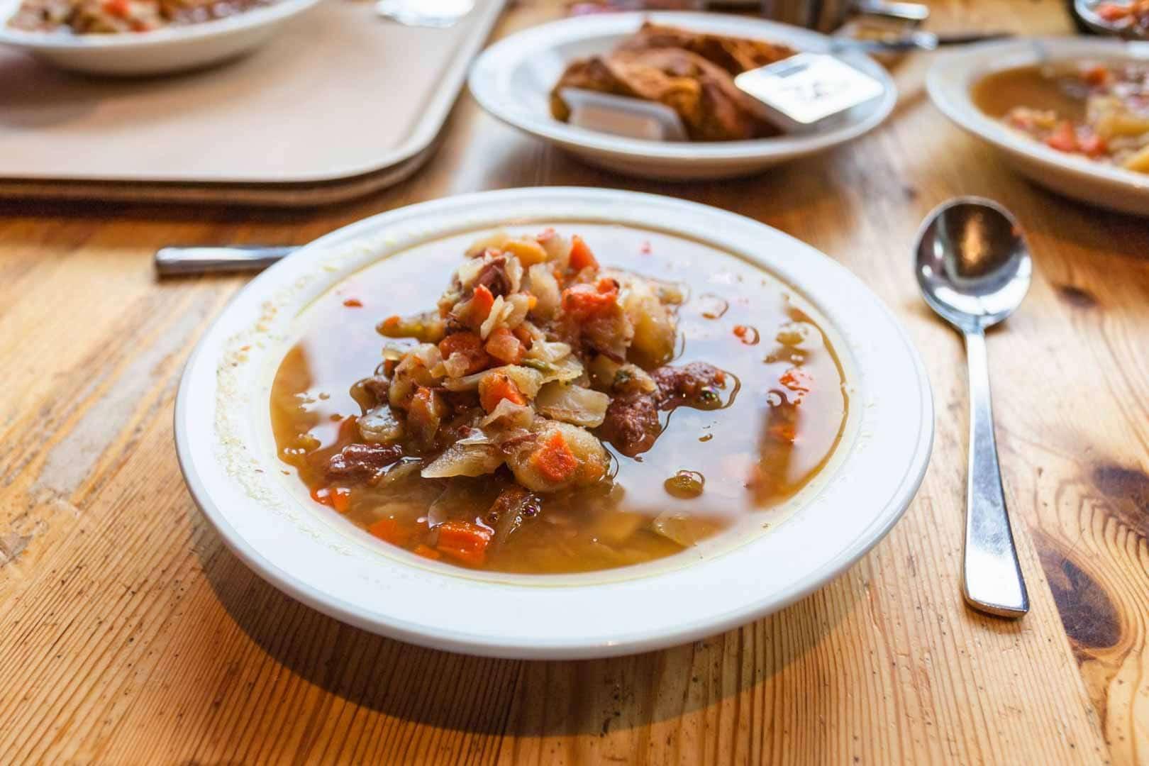 Delicious Traditional Icelandic Lamb Soup