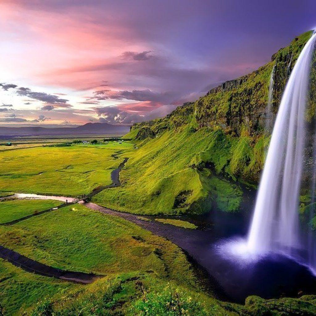 Seljalandsfoss - Iceland stopover