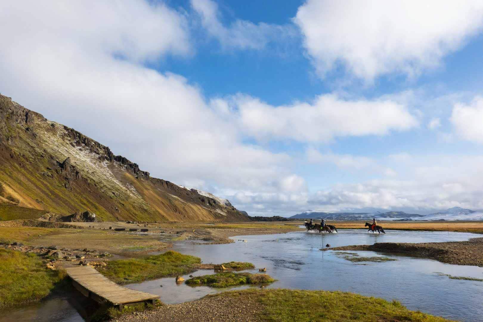 Iceland Landmannalaugar Tour Hot Spring